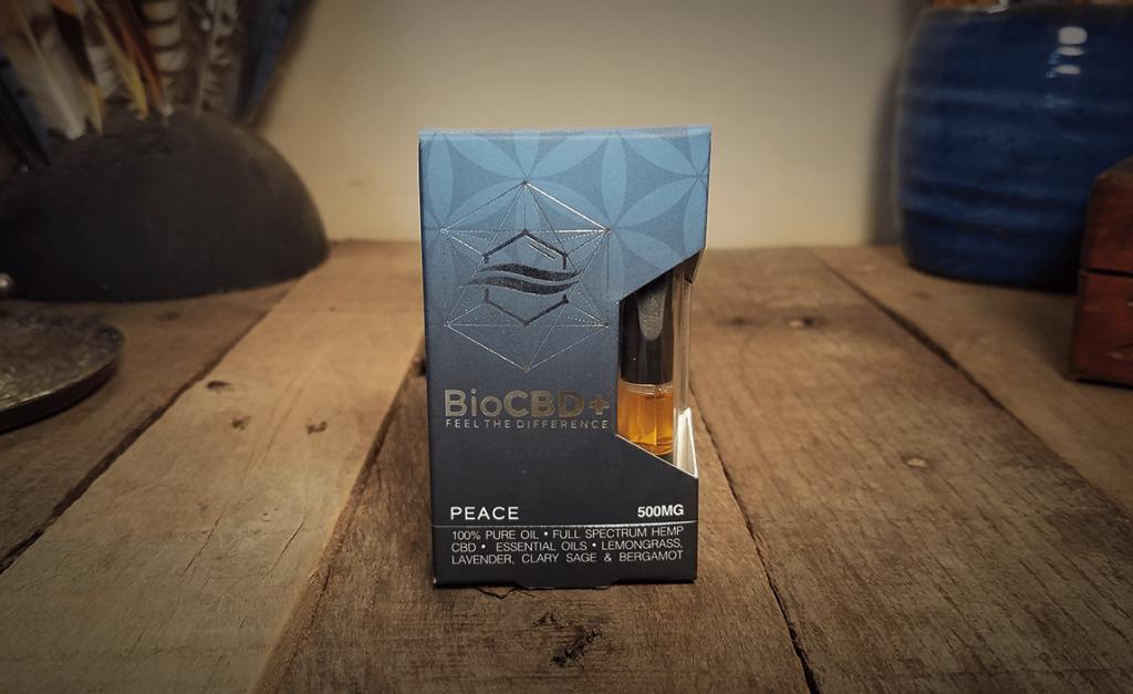 BioCBD+ Vape