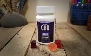 CBDistillery Sleep Gummies Review