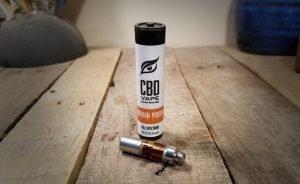 Secret Nature Durban Poison CBD Vape Review